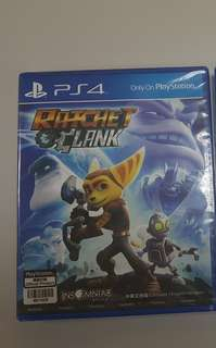 Ratchet and Clank PS4 (SEALED未開封)