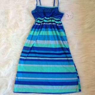Baby girl maxi dress