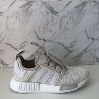 Adidas NMD Sand Colour Size 8 - Brand new