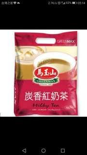 🚚 馬玉山炭燒奶茶