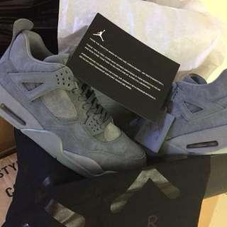 Nike Kaws Jordan 4