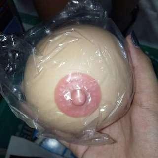 Boobies toy / stress ball