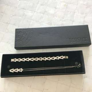 Versace - authentic - necklace and bracelet set