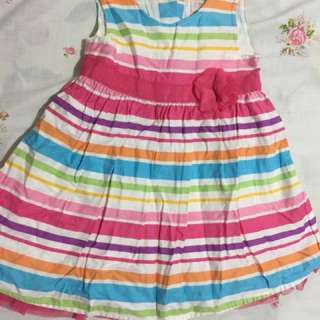 Pre-loved dress for 1-3yrs old (4pcs)