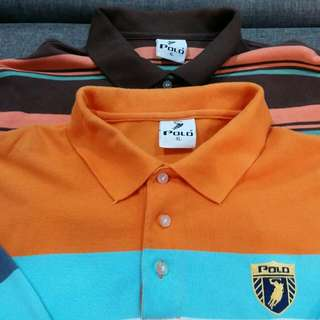 POLO T-SHIRT Fit XL size.