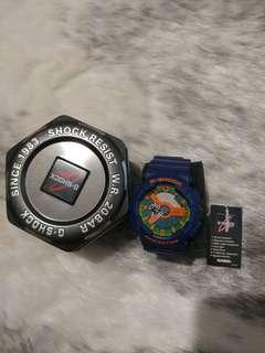 Brand new G-Shock Blue Resin Quartz Watch