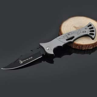 Foldable Camping Knife with Easy Grip