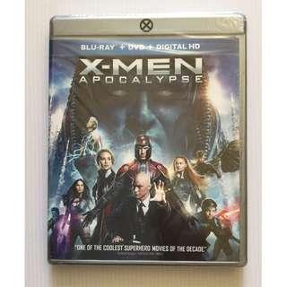 🎁 Festive Season Sales: 🆕 X-Men: Apocalypse Blu Ray + DVD 📦