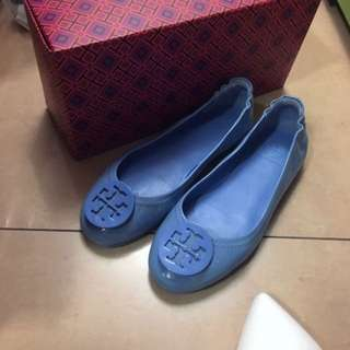 Authentic tory burch shoes 平底鞋size 37