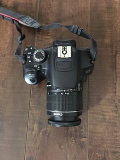 Canon EOS Rebel T4i DSLR Camera Kit