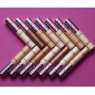 TARTE Shape Tape Contour Concealers Assorted Shades (Fair- Fair Neutral- Fair Beige -Light -Light Neutral -Light Medium -Light Medium Honey- Tan- Tan Sand- Rich- Deep)