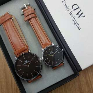 Daniel Wellington set couple