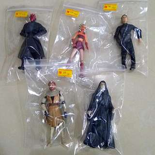"Star Wars 3.75"" (Loose Figures)"