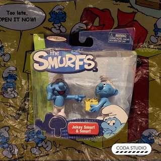 🚚 The Smurfs 小精靈&小搗蛋