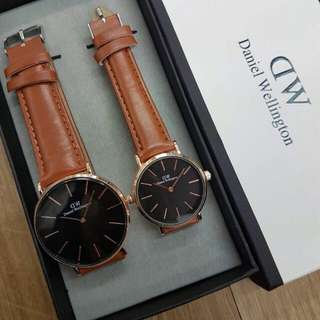 Daniel Wellington Watches set couple