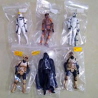 "Star Wars Loose Figures (3.75"")"