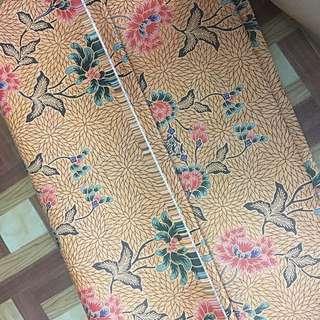 Batik wrapping paper (45pcs)