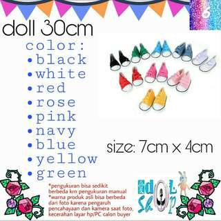 PO doll shoes