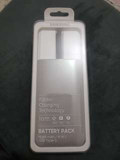 Original Samsung Fast Charging Powerbank - 5100mAh USB-C