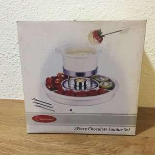 Chocolate Fondue Set (8 Pieces)