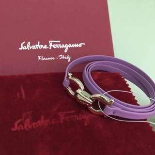 換 全新 Salvatore Ferragamo bracelet