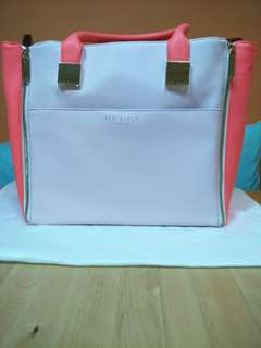 Ted Baker coral pink pastel pink