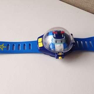 Robocar Poli Watch & Car