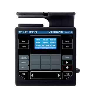 TC-Helicon VoiceLive Touch 2 Vocal Effects Pedal