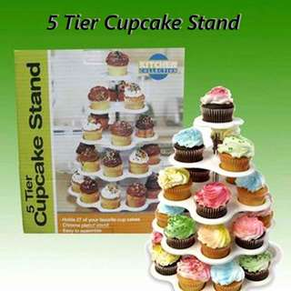 CUPCAKE STAND ( 5 TIER )
