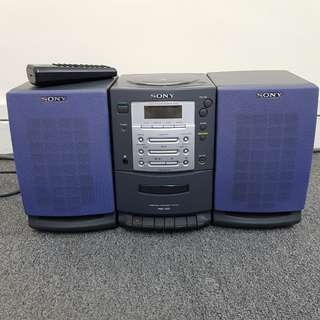 Sony Radio Player