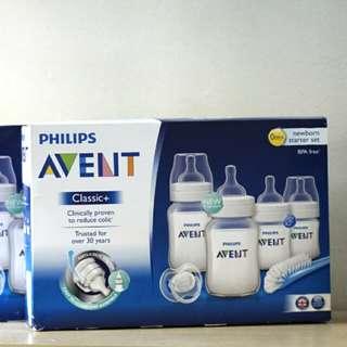 Avent classic newborn starter set