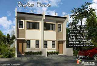 House and lot in Dasma Cavite