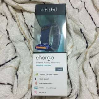 全新原裝行貨 Fitbit Charge Activity + Sleep Wristband #welcomewinter