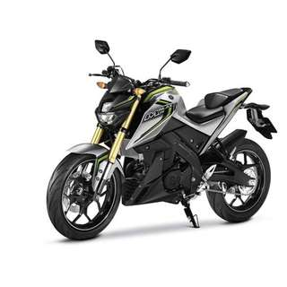 yamaha New MT15 Bro Pls come down to De Xing Motor Pte Ltd., we will give you the best quote and any information you need. Blk 3006 Ubi Road 1 #01-356 S{408700}  TEL:67468582 De Xing Motor Pte Ltd