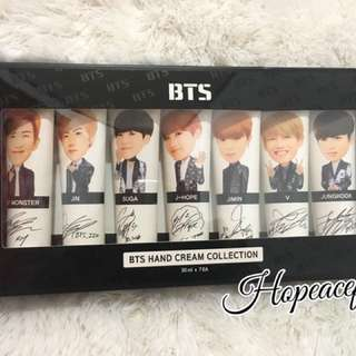 WTS BTS x JSMD Handcream Collection