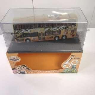 1/76 小飛俠 60週年 限量巴士模型