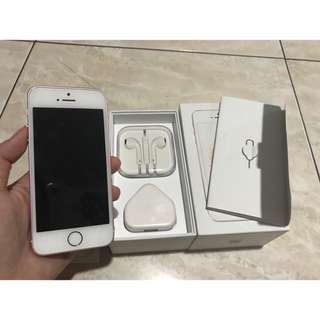 IPHONE SE (Special Edition) 64GB RoseGold LIKE NEW!!