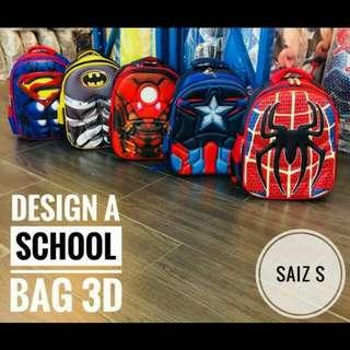 Hero School Bag