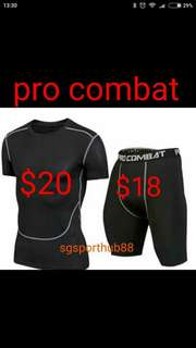 Pro Combat Compression Sports Tight