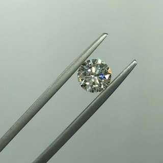 🔊💓搵緊靚鑽石嘅你請留意😎有粒正嘢喺度💃GIA 1.53 G SI2 3EX NON💥超白超閃💥