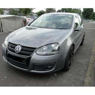 VW Golf GT Mk5