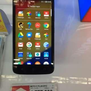 Motorola Moto C Plus, Bisa Kredit Tanpa Kartu Kredit Proses 30 Menit