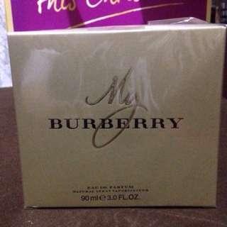 My Burberry Perfume