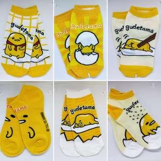 [INSTOCK] Gudetama Socks