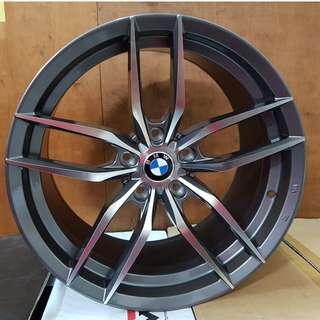 18 inch SPORT RIM BMW STAGGERED F10 F30 X3 X5 X6 !