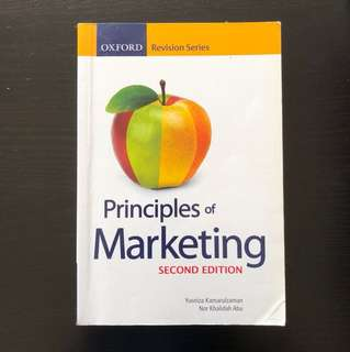 Principles of Marketing (Second Edition) by Oxford Fajar