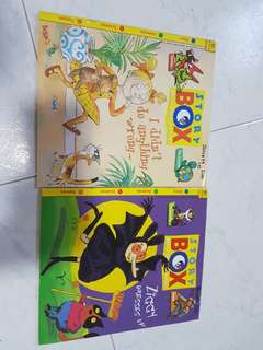 Story Box magazines for kids