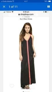 Pitusa free people asos maxi dress