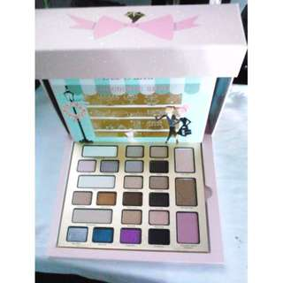 TOO FACED THE CHOCOLATE SHOP CHRISTMAS IN NEW YORK COLLECTION BNIB + AUTH