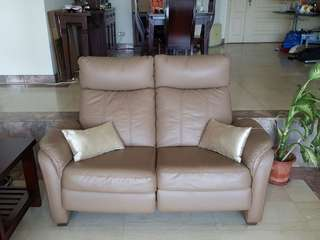 Comfy reclining 2 seater Sofa